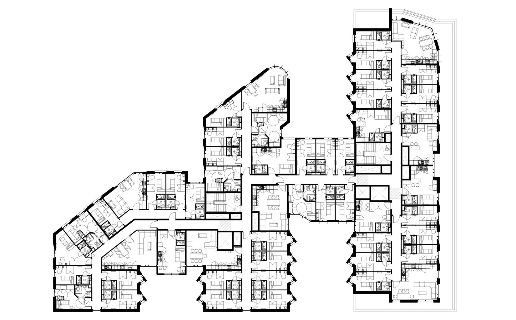 Technology Campus, Cookridge Street, Leeds, Floor Plan