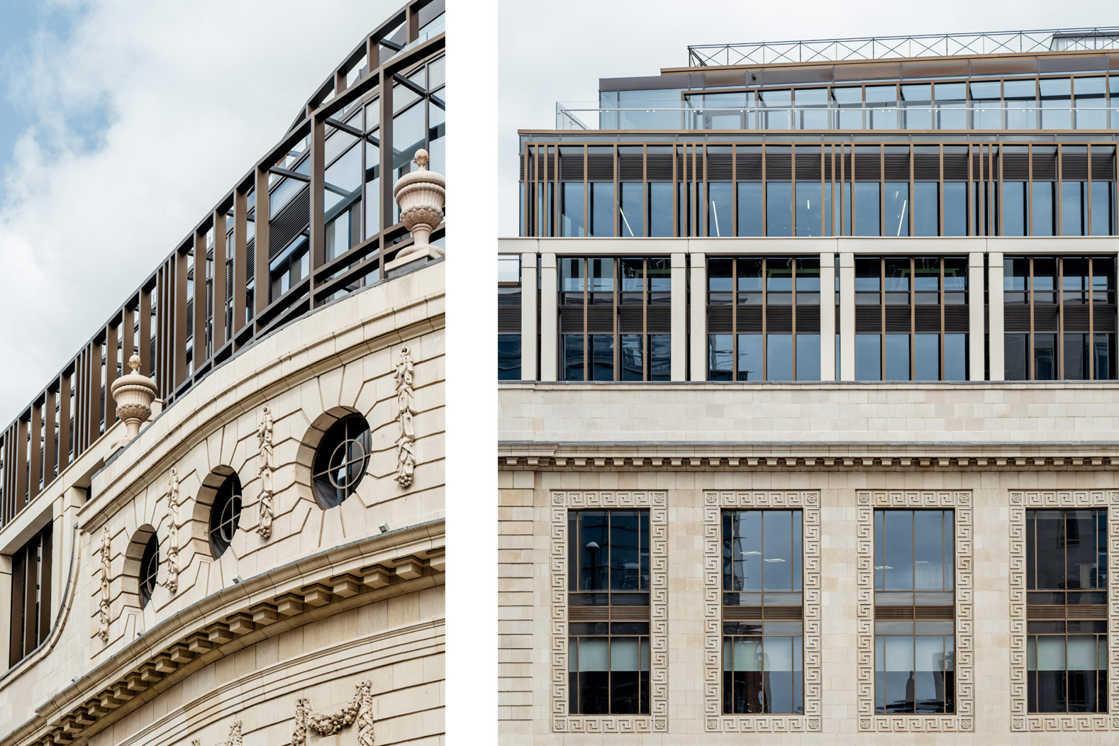 The Majestic, Leeds, Detail and Façade, Photography by Stevie Campbell