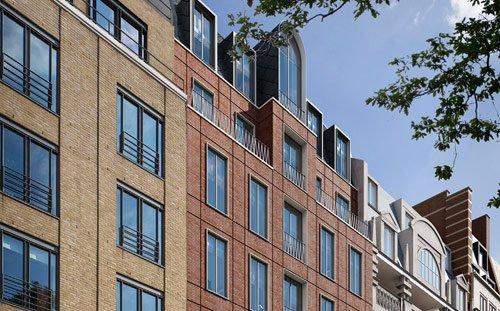 26 St James's Square, London, 3D Visual façade