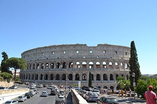Colosseum 2016, Photo taken on vacation in Rome.