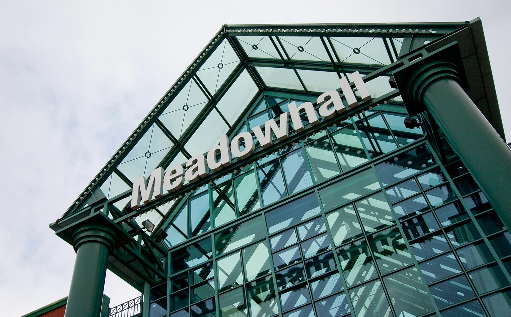 Meadowhall, Sheffield, Signage
