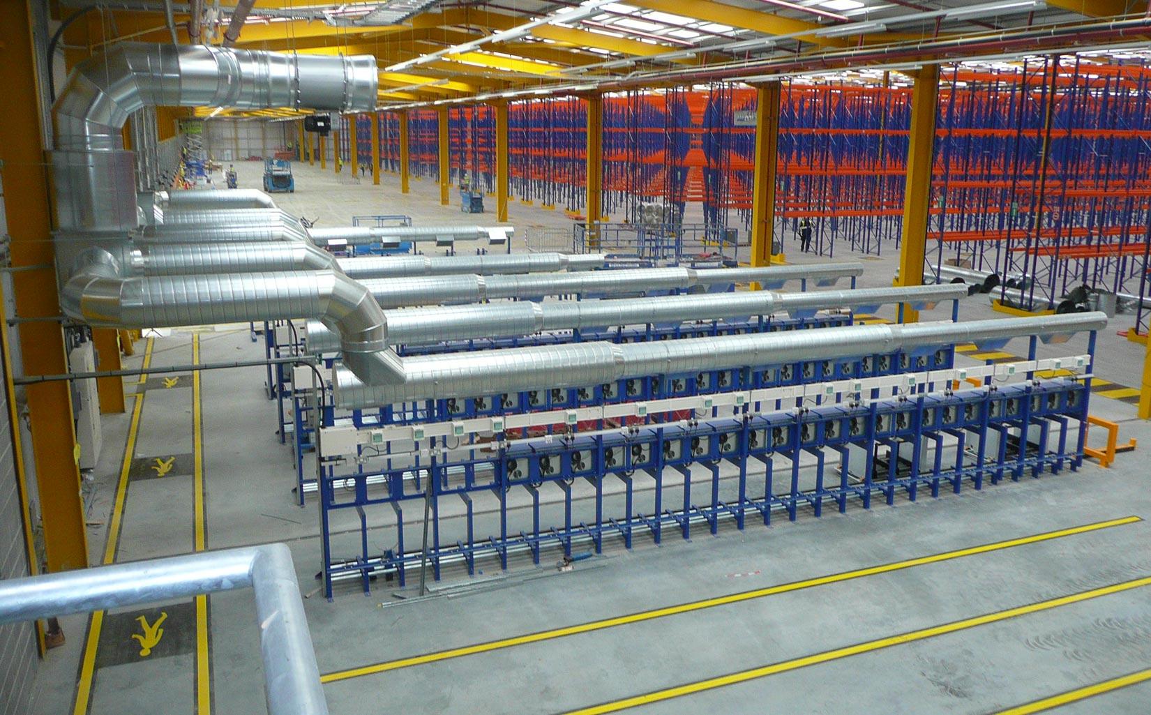 Morrison Distribution Centre, Bridgwater, Warehouse