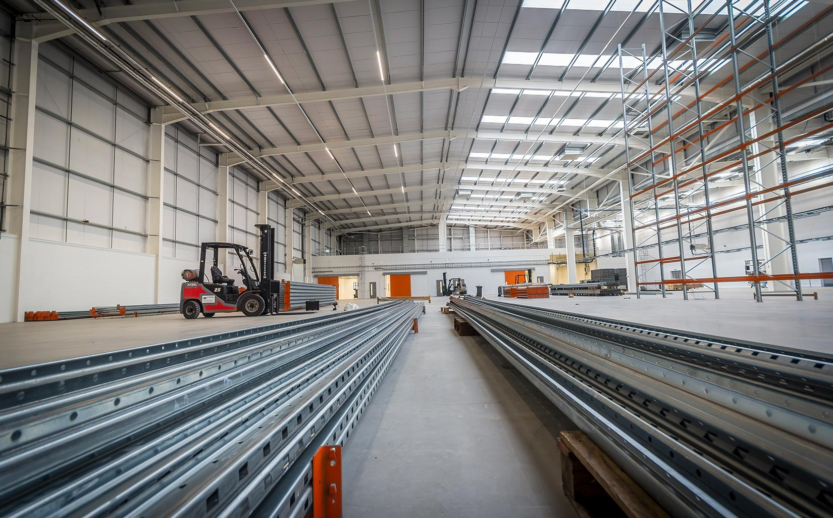 OE Electrics, Wakefield, Workshop
