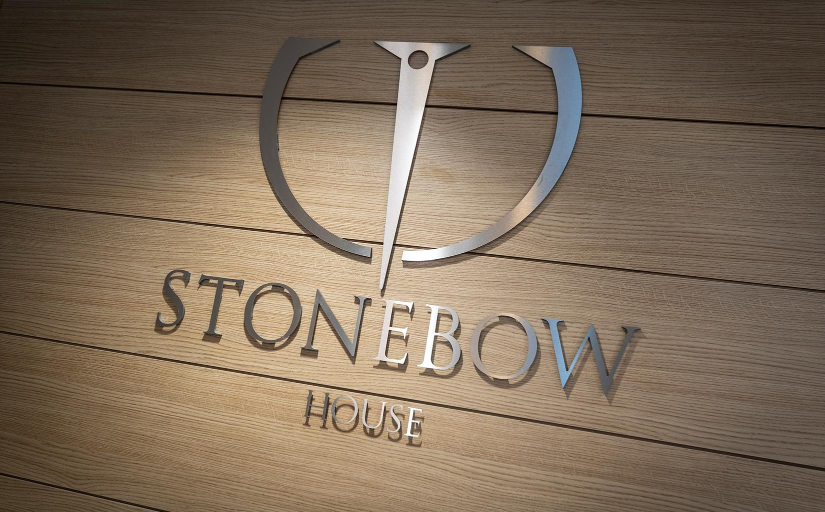 Stonebow House, York, Stonebow, York : Branding - Photograph © Oakgate Developments Plc