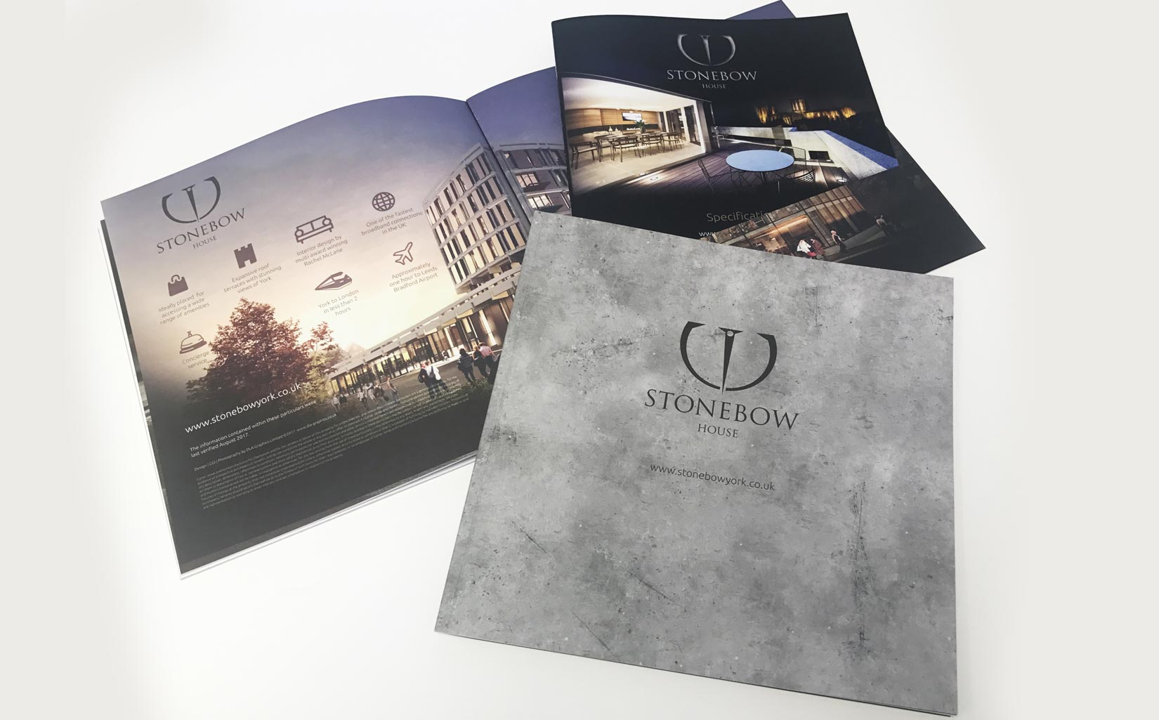 Stonebow House, York, Marketing Brochure