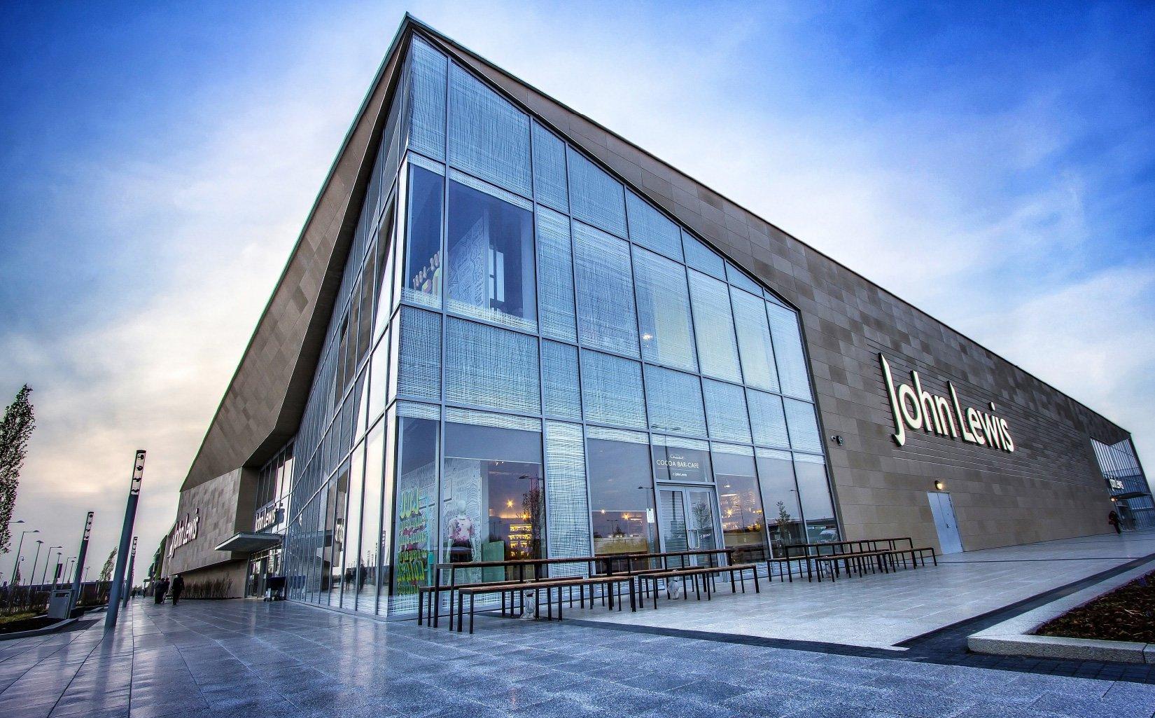 Vangarde Shopping Park, York, John Lewis