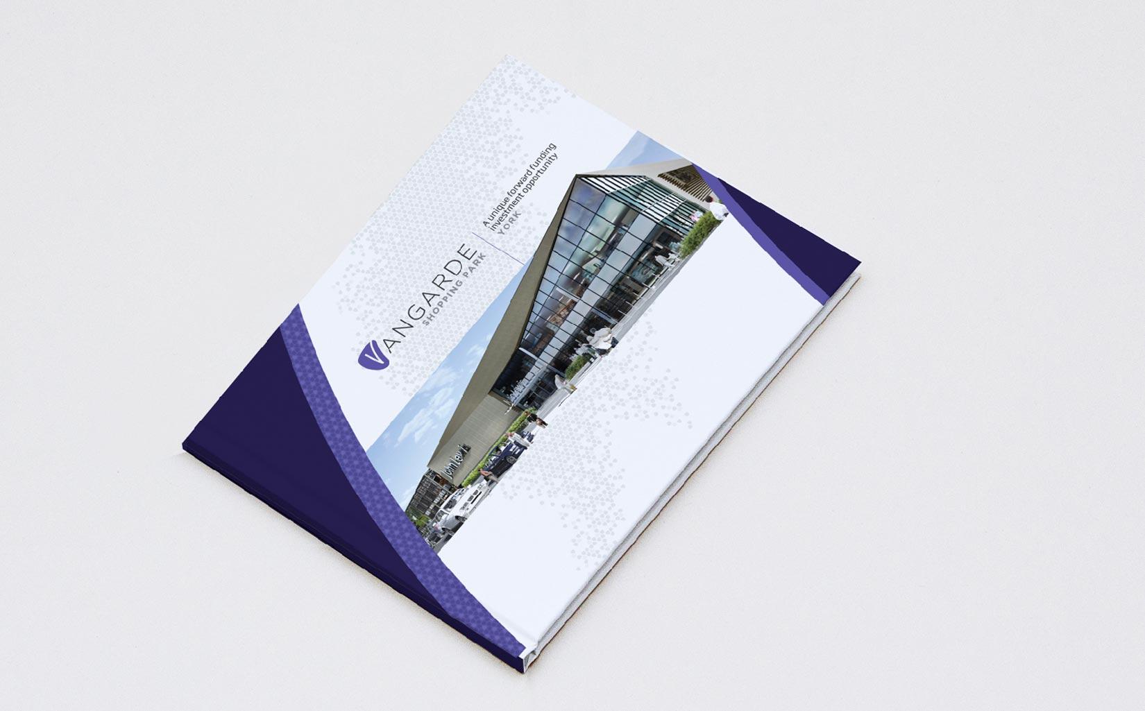 Vangarde Shopping Park, York, Marketing Brochure