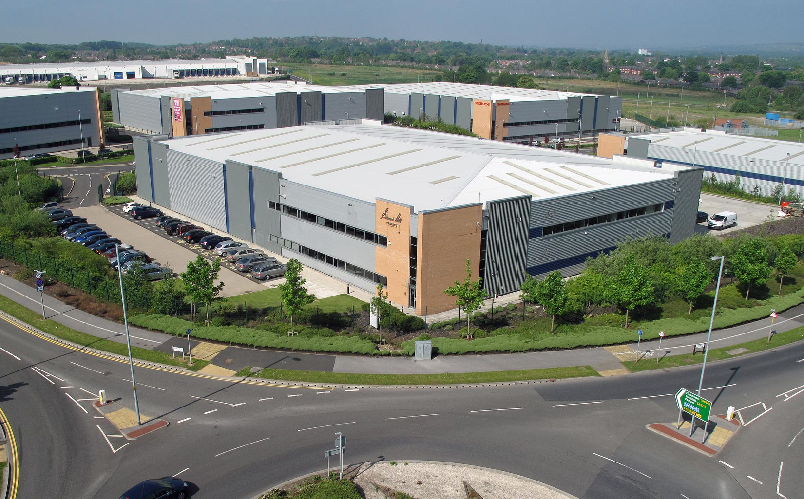 Kingsway Business Park, Milnrow, Rochdale, Units