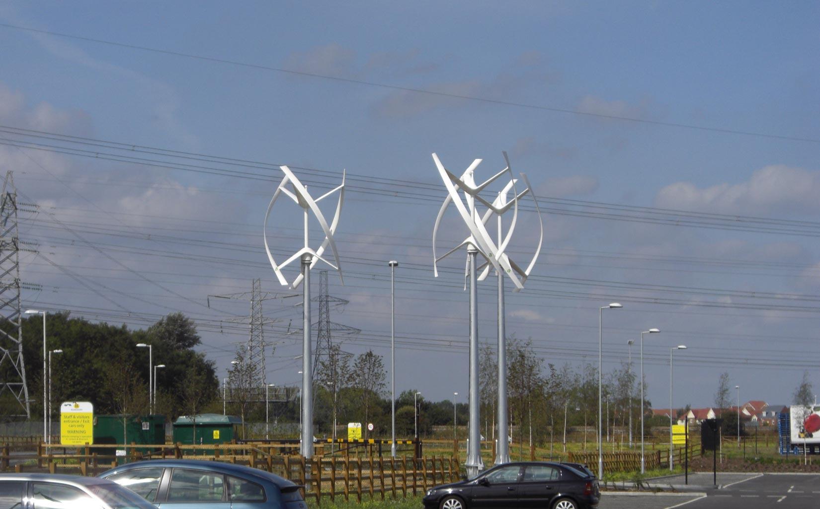Morrisons Sittingbourne Distribution Centre, Environmental
