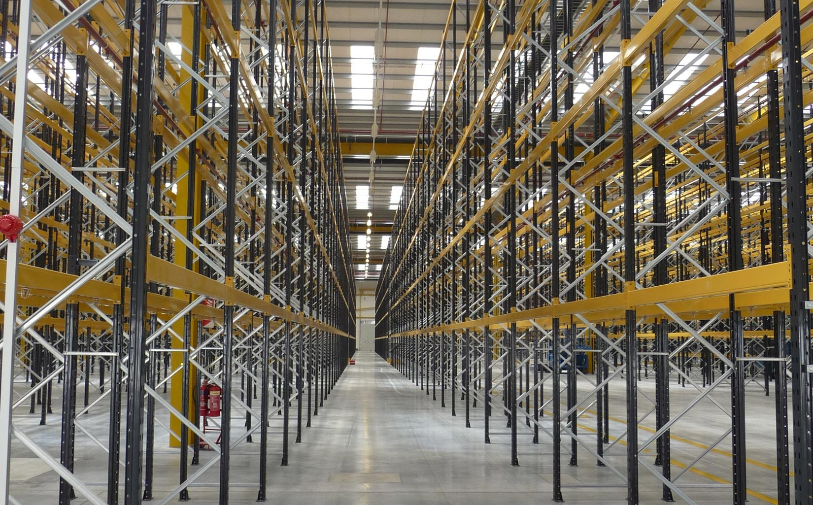 Morrisons Sittingbourne Distribution Centre, Inside the Distribution Centre