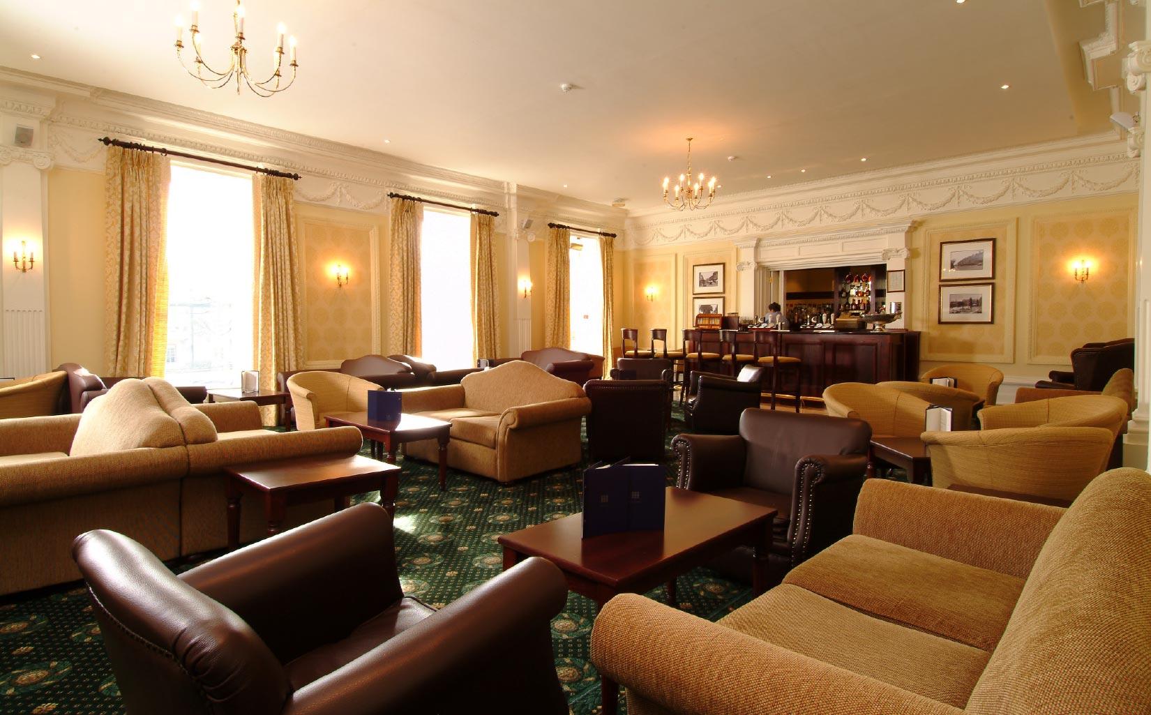 Old Swan Hotel, Harrogate, Lounge Area