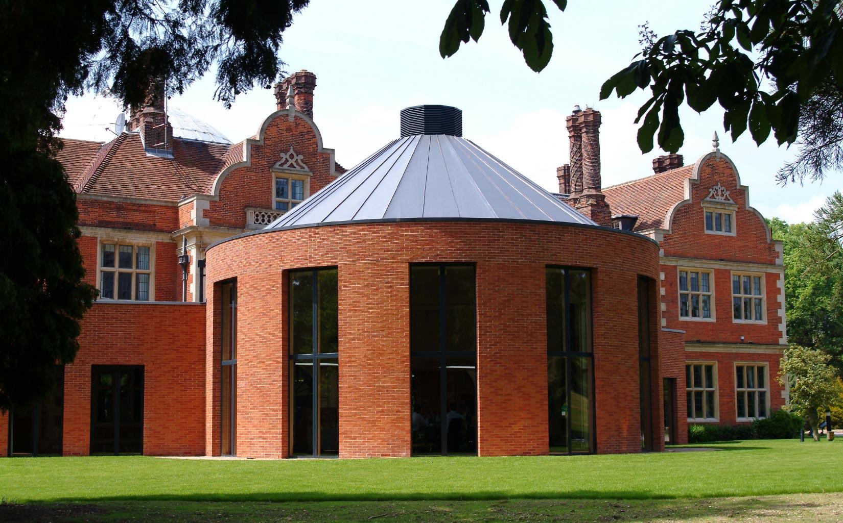 Savill Court, Windsor, Extension