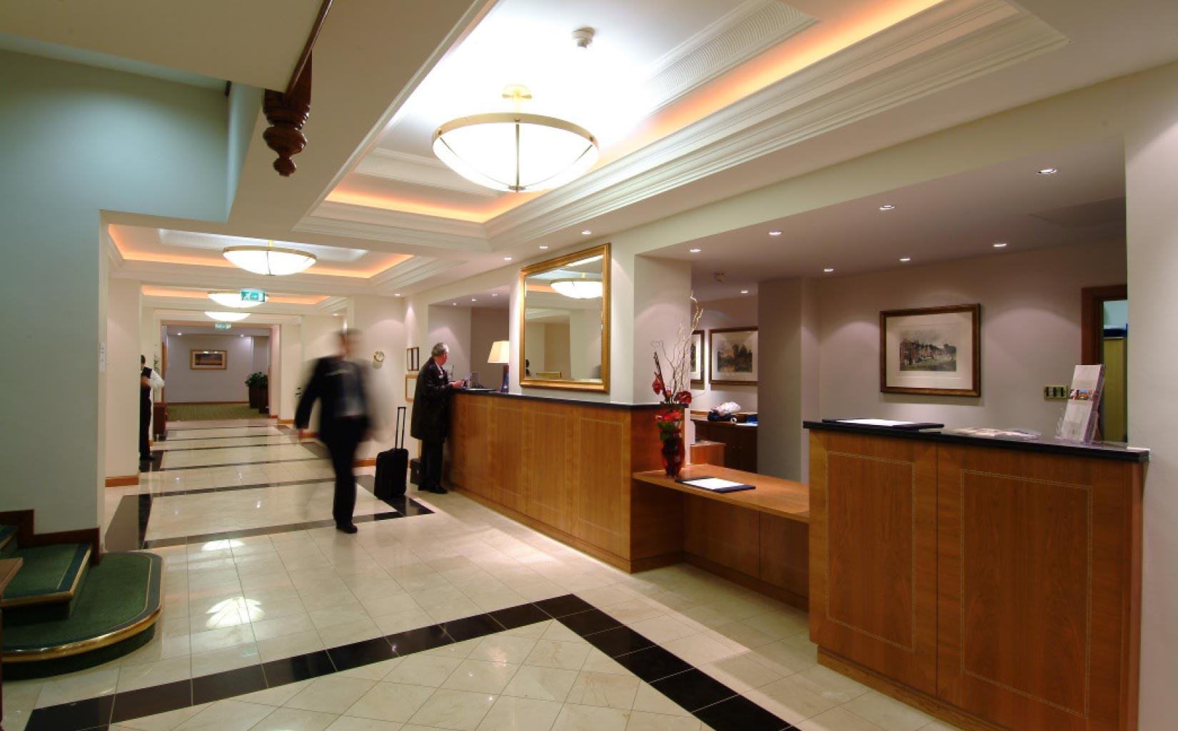 Savill Court, Windsor, Reception