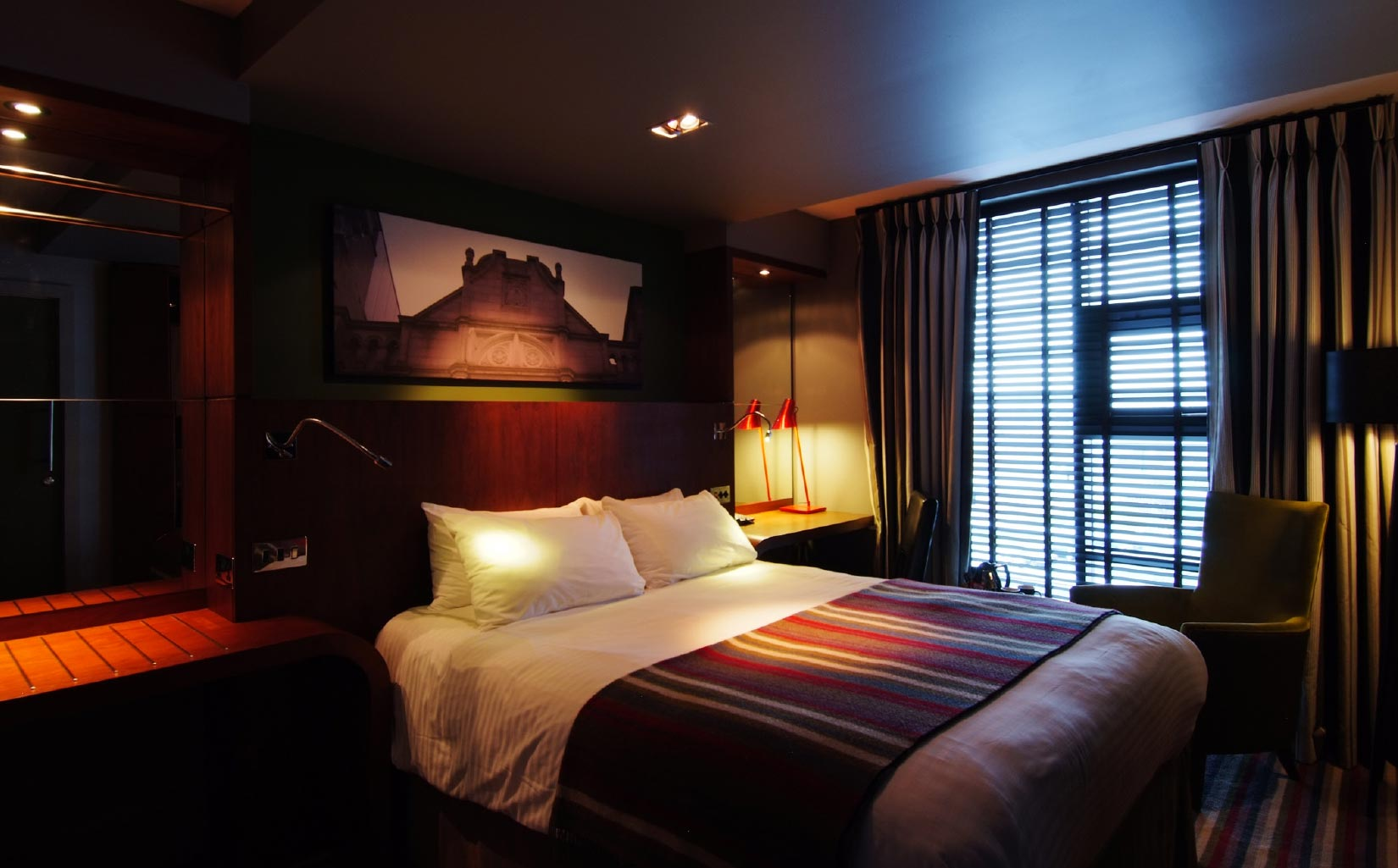 Village Hotel, Ashton Moss, Bedroom
