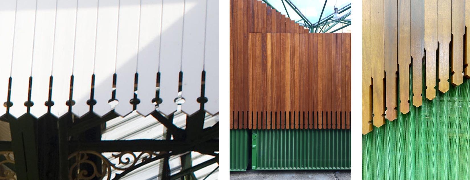 Jubilee Place, Borough Market, London, Elevation, Inspiration & Details