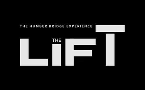 THE LIFT : The Humber Bridge Experience, Logo
