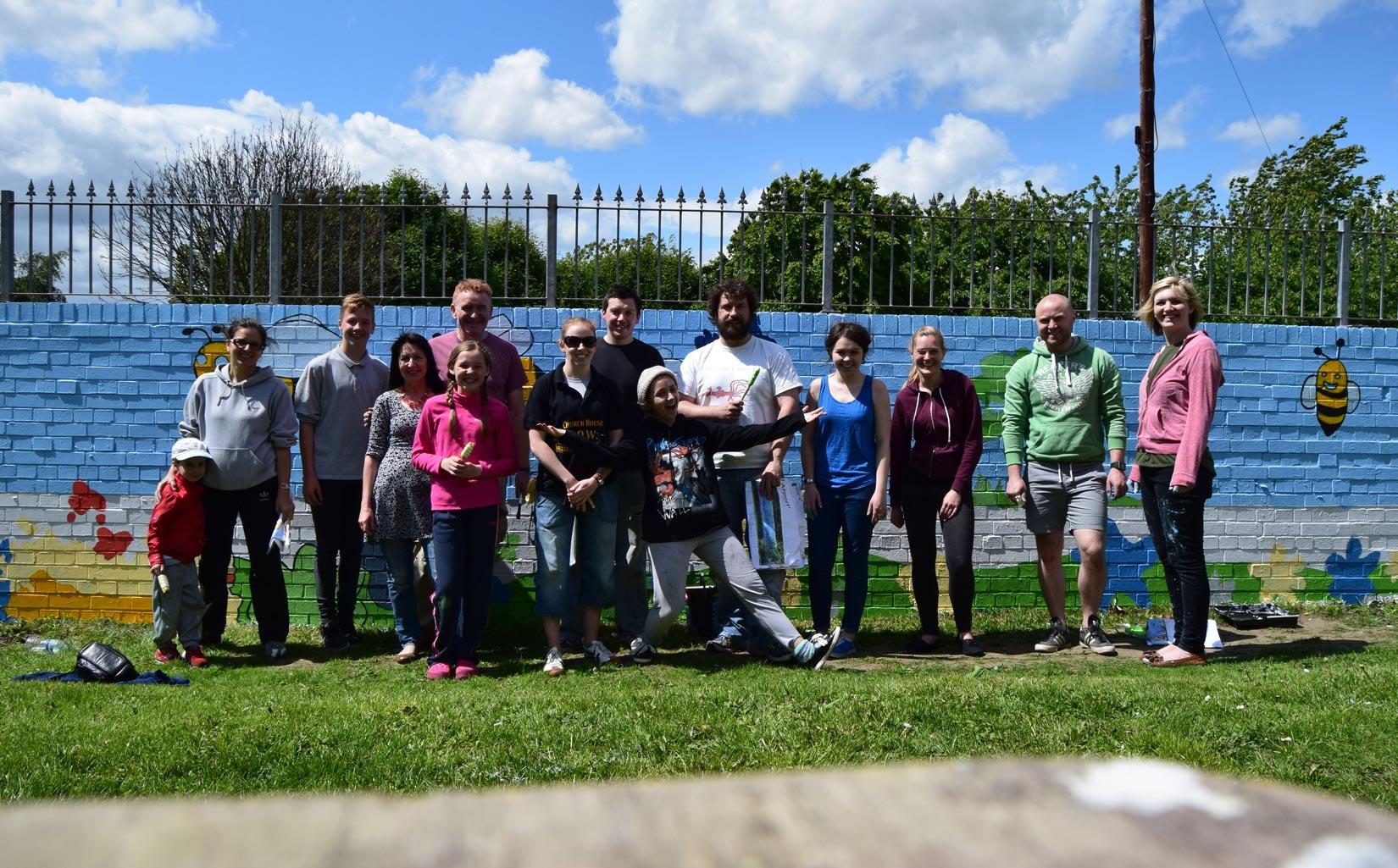 Women's Refuge, Leeds, Team