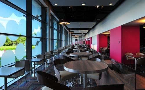 LG Arena, Birmingham, Bar Area