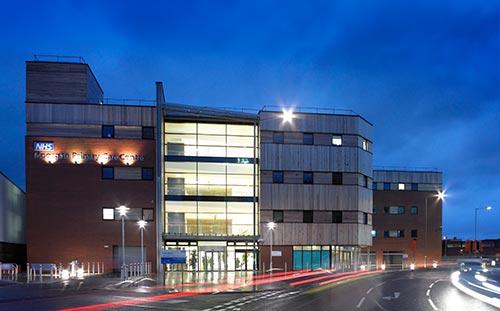 Moorgate Medical Centre, Bury, Approach