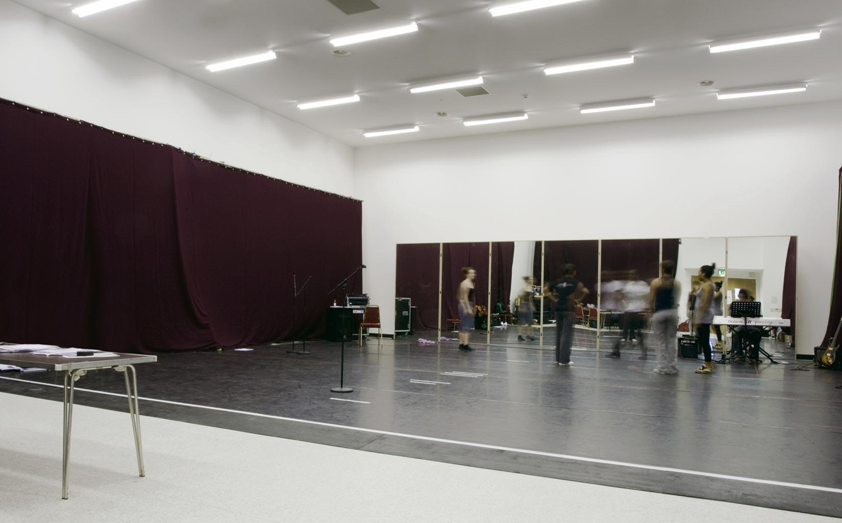 Wilton Way/ Bullion Room, Inside the Studio London,
