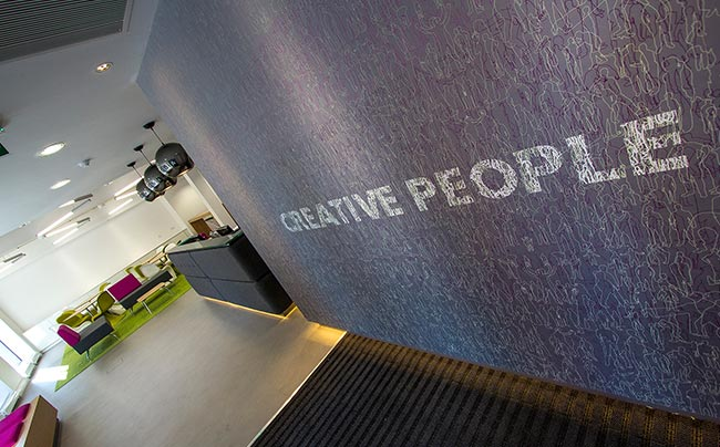 DLA Leeds Studio, Creative People