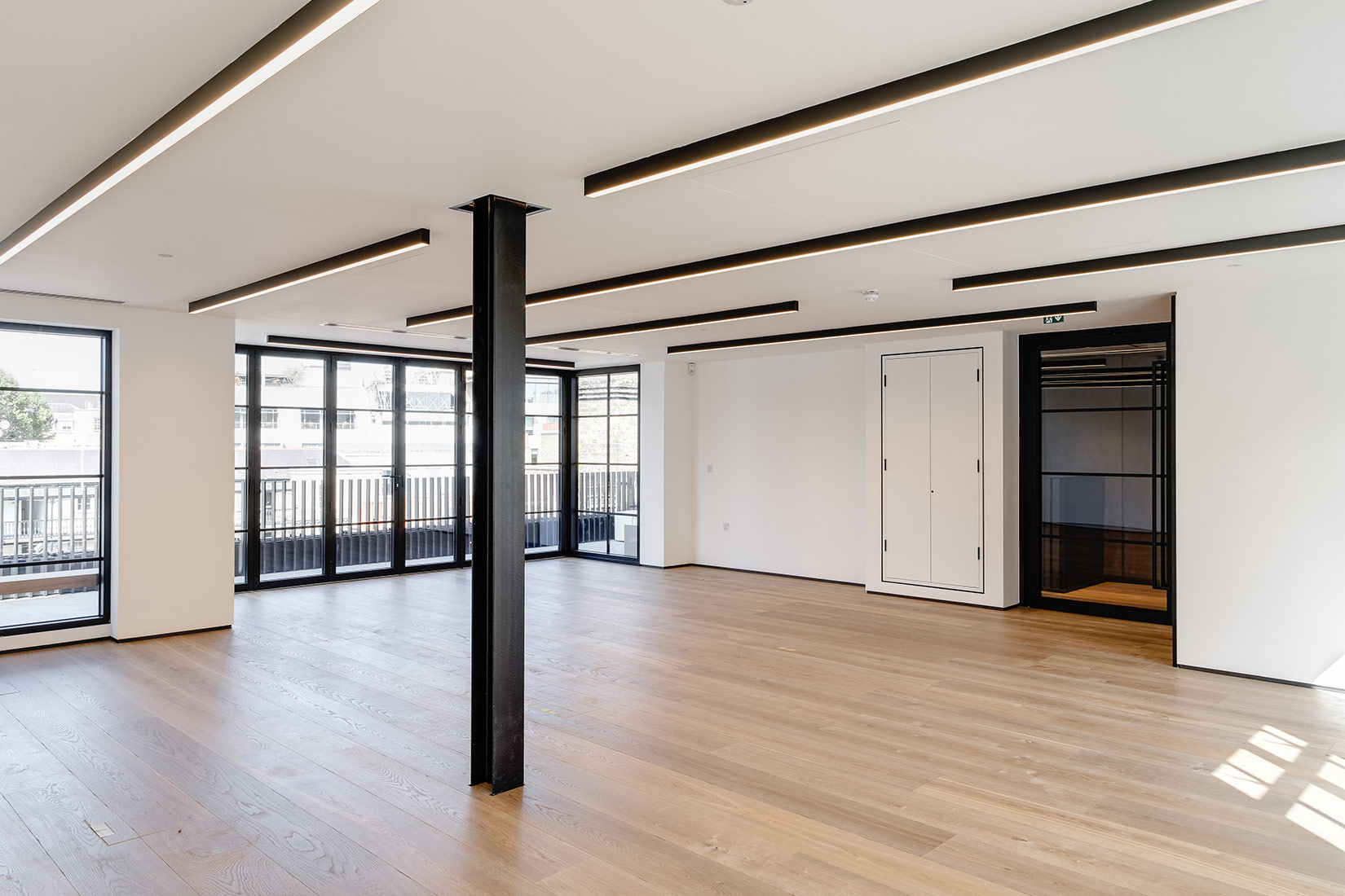 31 Bruton Place, London, Floor Space
