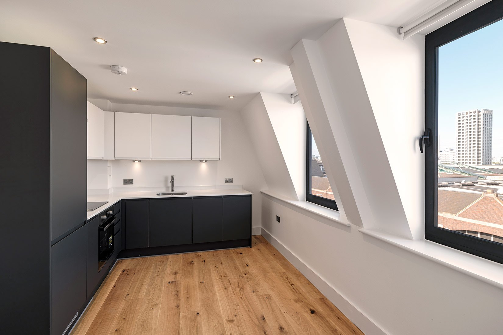 Piano Apartments, Clapham, London, Kitchen