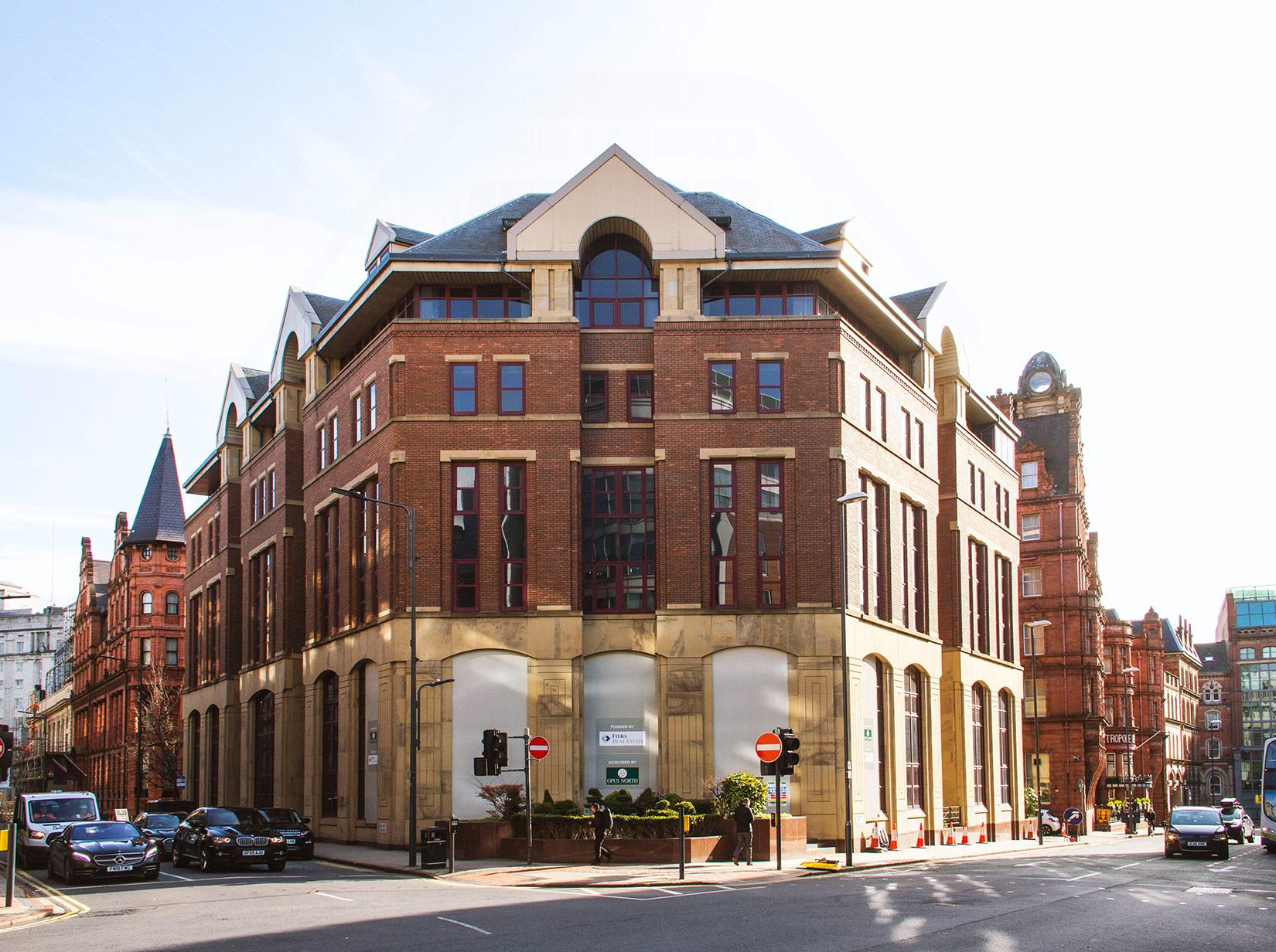 12 King Street, Leeds, Existing building