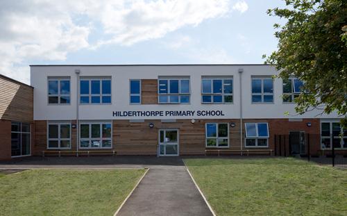 Hilderthorpe 2FE & Nursery, Bridlington, Exterior