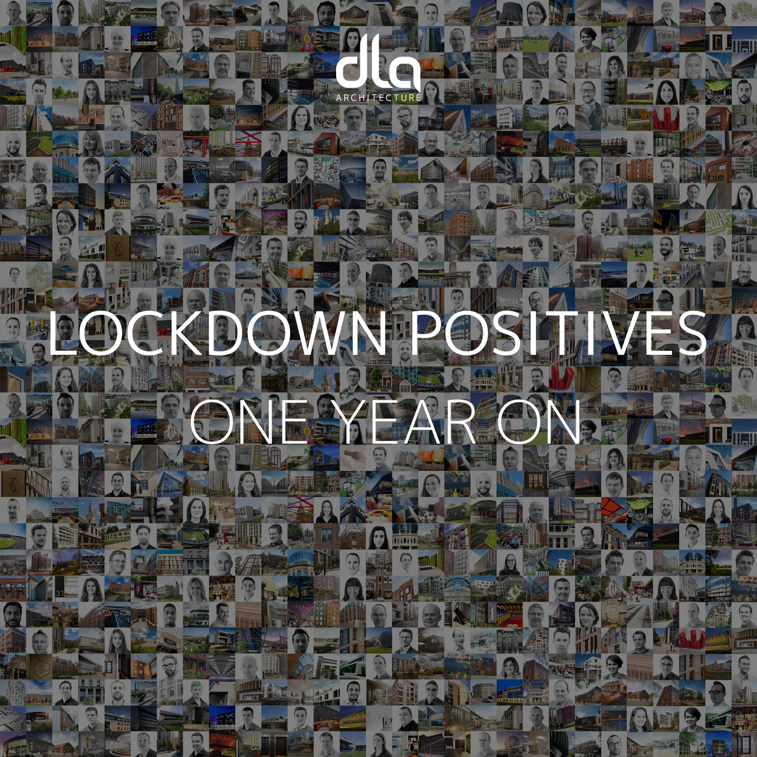Lockdown positives, one year on